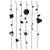 Ribambelle de fleurs sticker